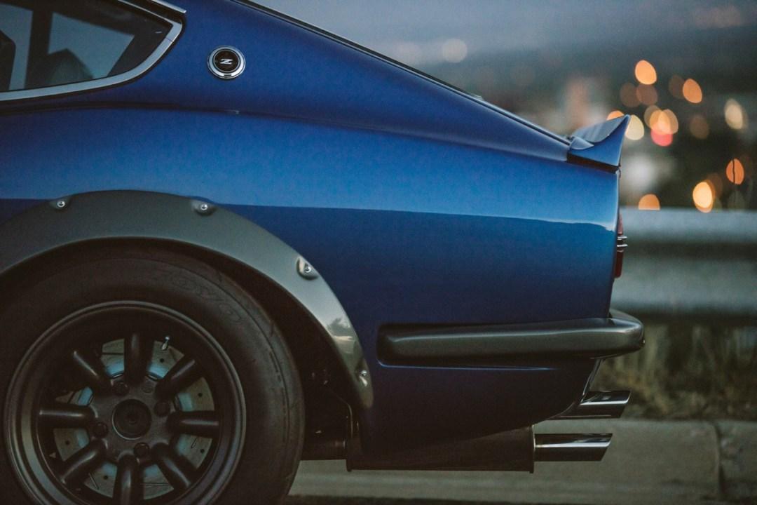 Datsun 240Z JDM Legends - Just perfect ! 45