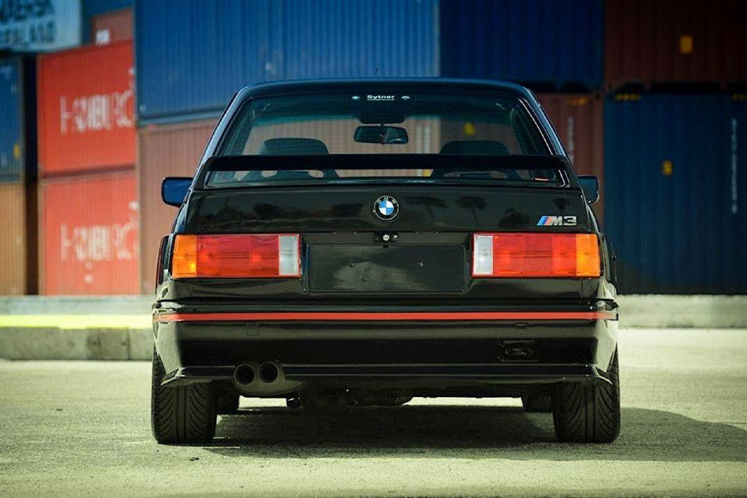 BMW M3 E30 Sport Evo... Bouquet final ! 34