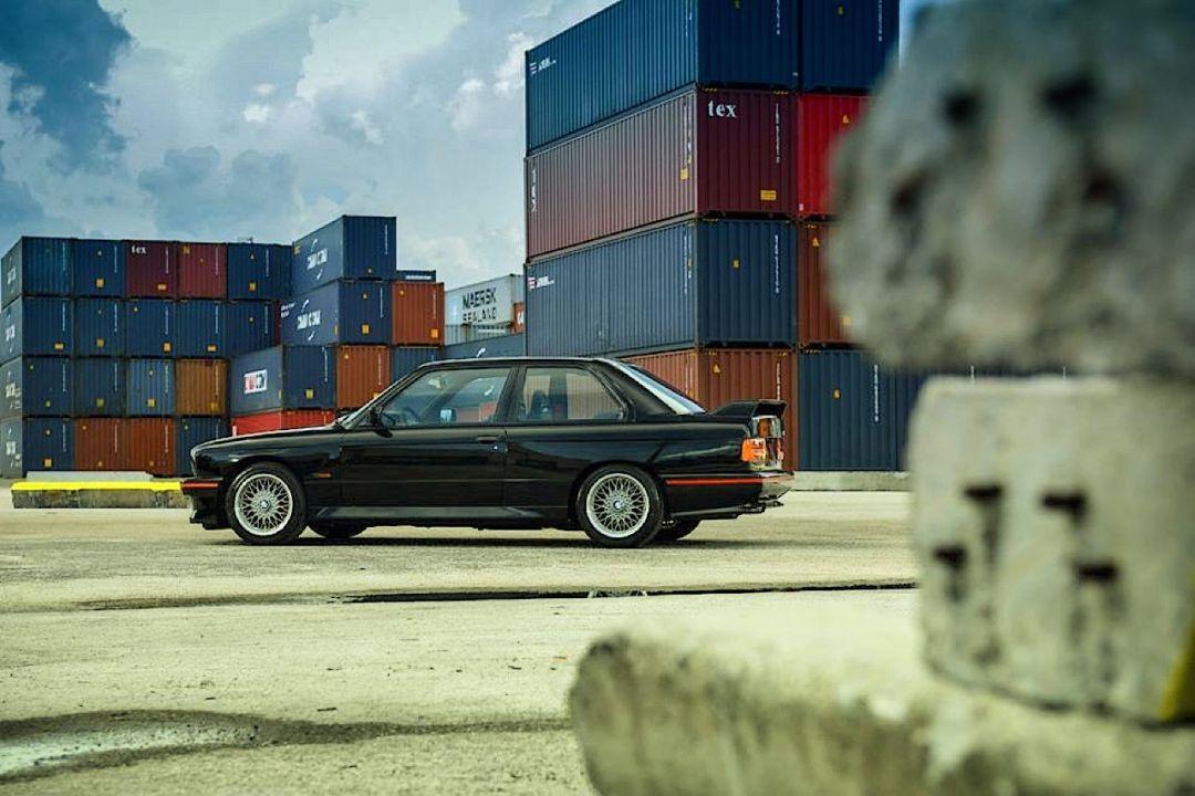 BMW M3 E30 Sport Evo... Bouquet final ! 39