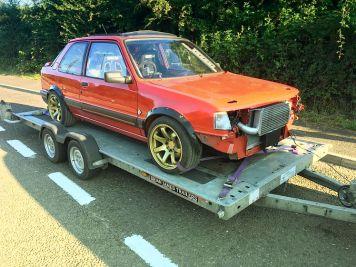 DLEDMV - Peugeot 309 Vtec Turbo pugonda - 021