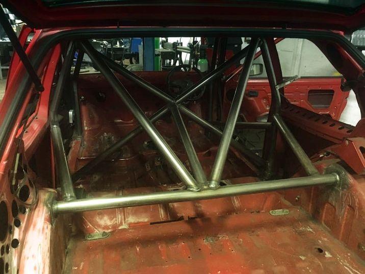 DLEDMV - Peugeot 309 Vtec Turbo pugonda - 031