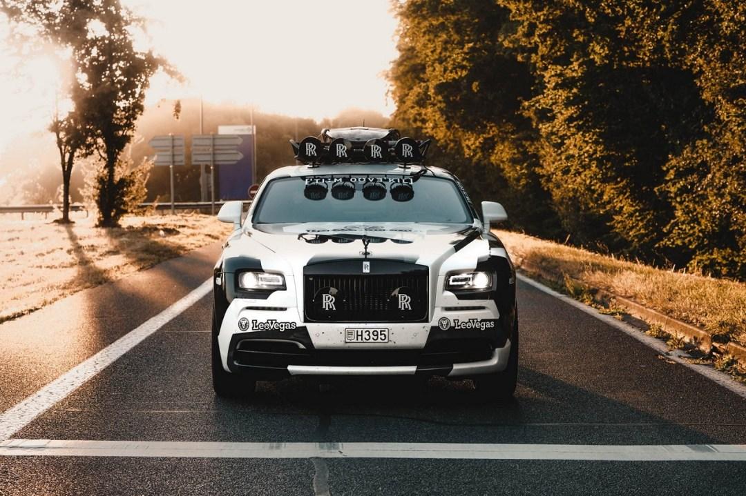 Rolls Royce Wraith 800+ - Jon Olsson à encore frappé ! 11