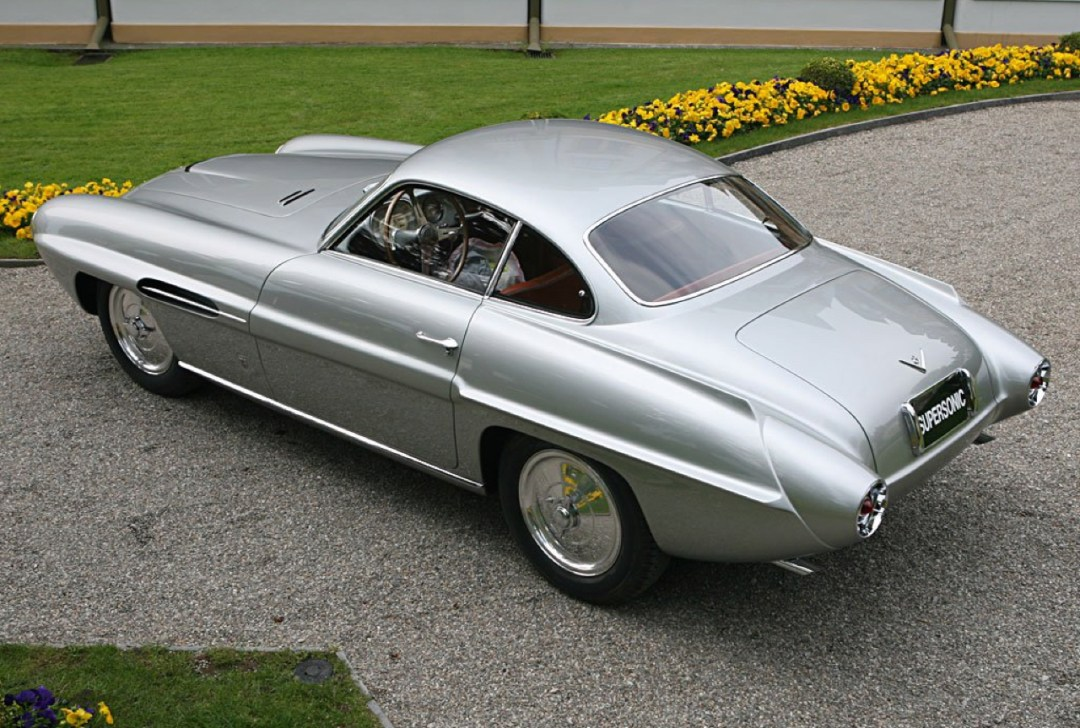 Ghia Supersonic... Jet family ! 65