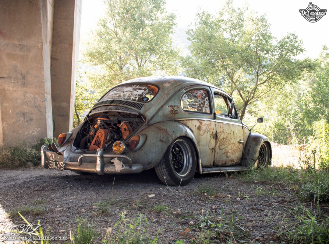 """Tony's Daily """"The Rotten Soul"""" : Low cost & low Cox ! 59"""