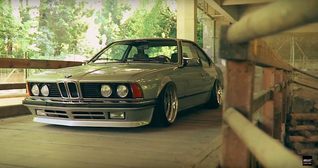 BMW 635 CSI AirLift : Air Shark 11
