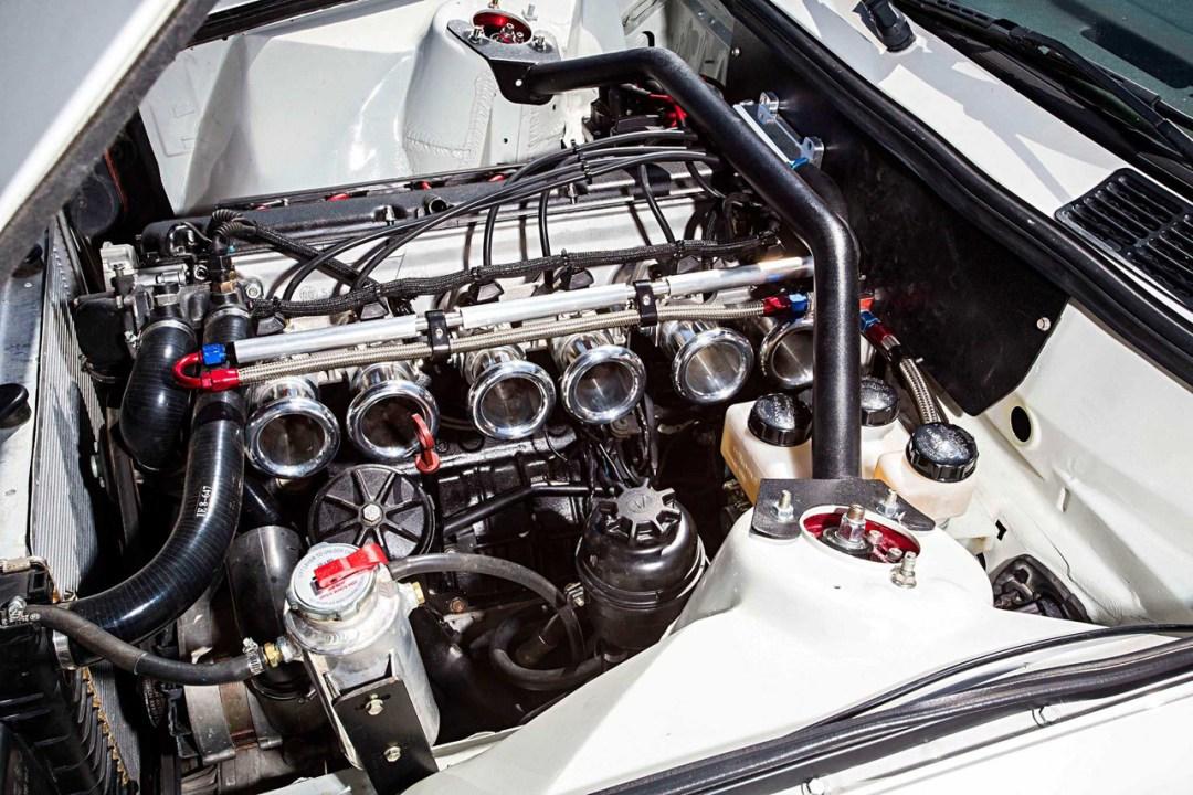 BMW E30 325is en Rocket Bunny... Musclé le lapin ! 18