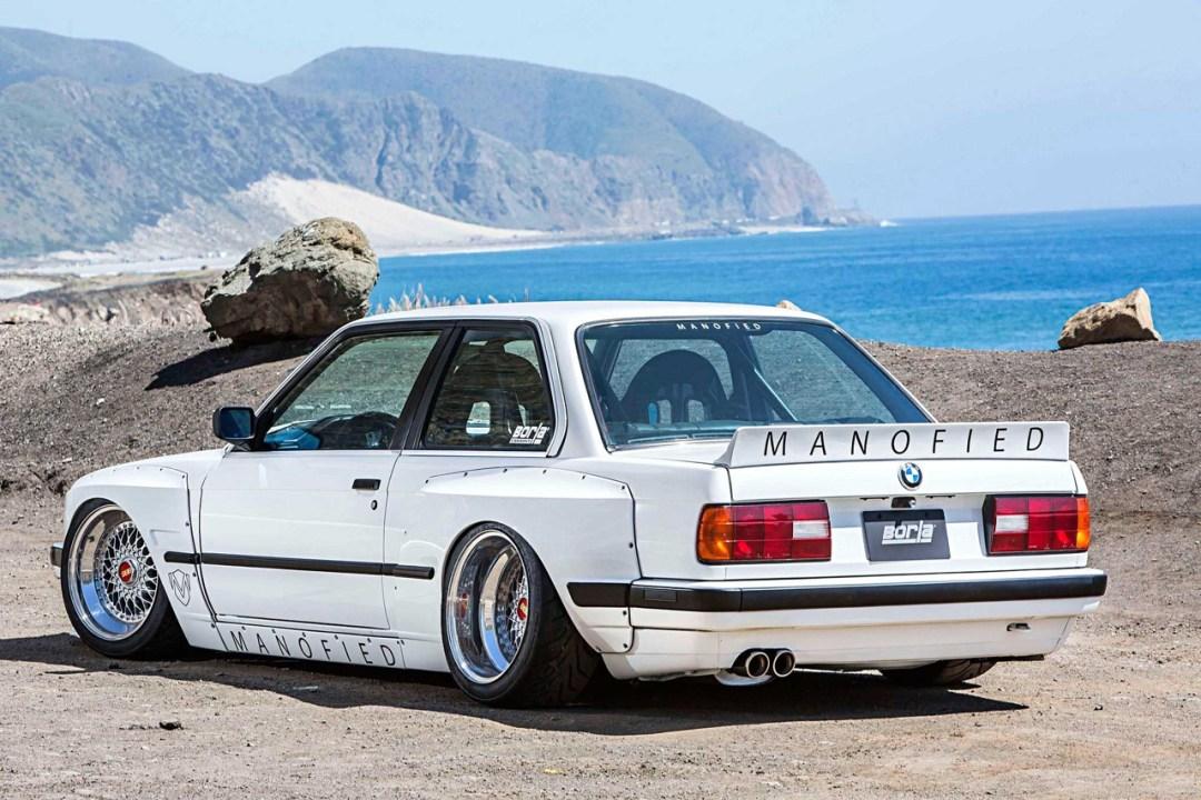 BMW E30 325is en Rocket Bunny... Musclé le lapin ! 19