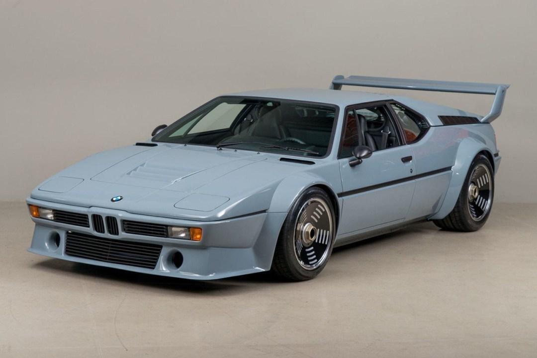 BMW M1 Procar Street Legal... La seule et unique ! 35