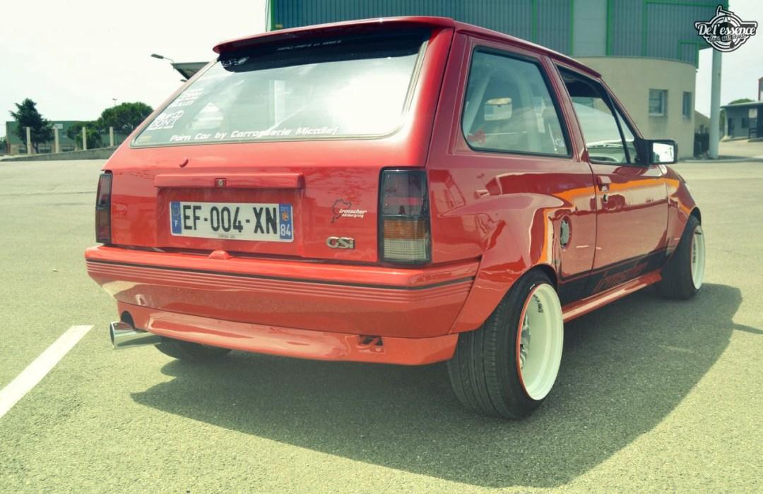 Opel Corsa GSi : Alain et sa fraise Tagada ! 86