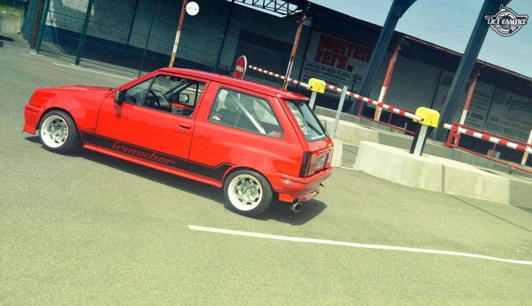 Opel Corsa GSi : Alain et sa fraise Tagada ! 80