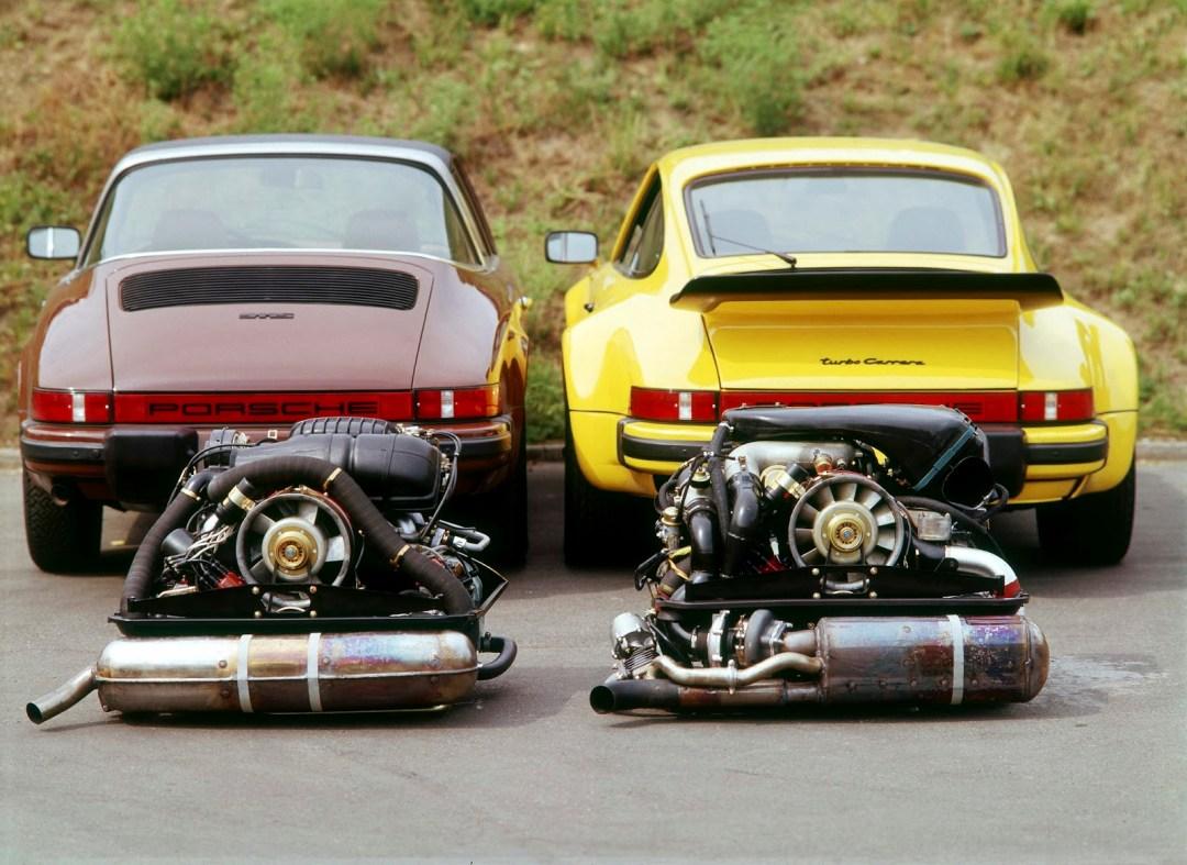 Parlons moteurs... Le légende passe aussi par eux. 183