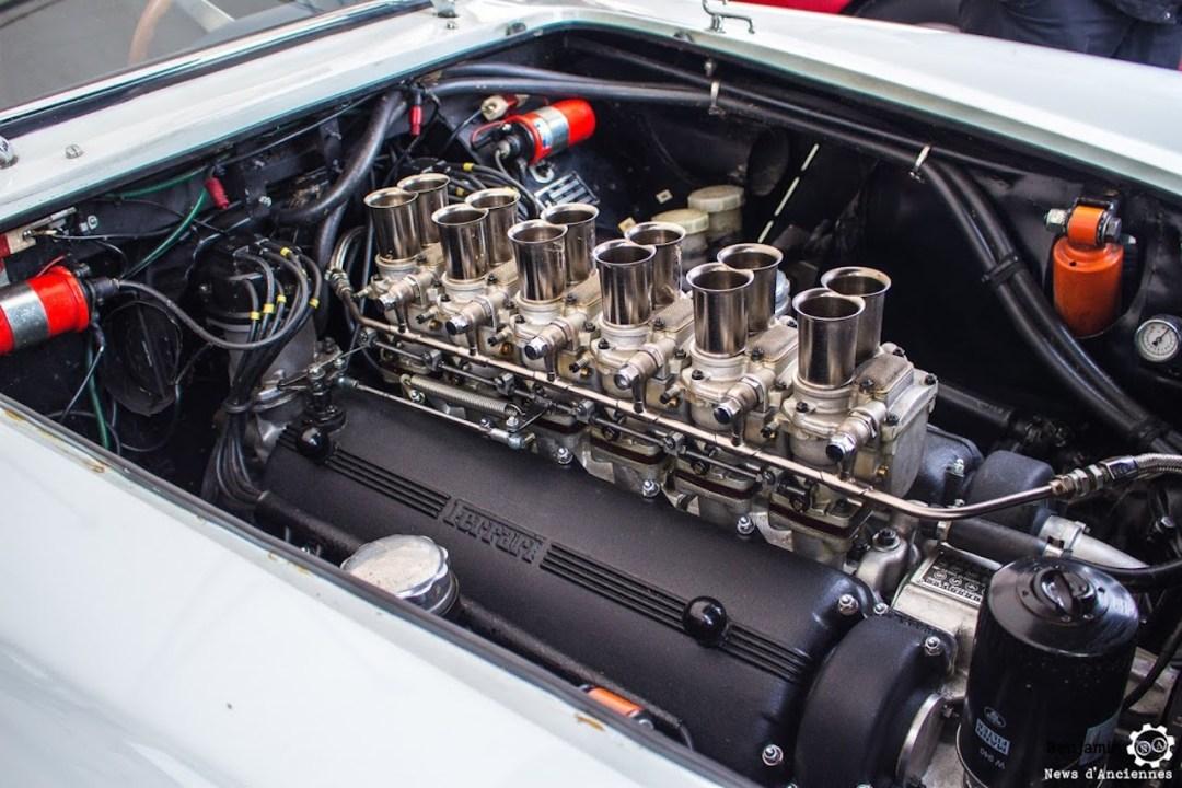 Parlons moteurs... Le légende passe aussi par eux. 130
