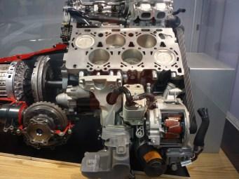 DLEDMV Engine - W12 ouvert