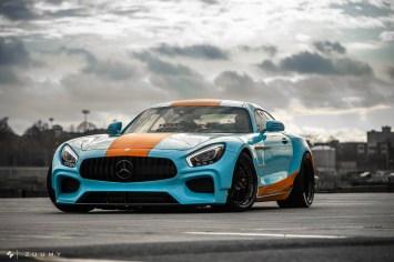 DLEDMV - Mercedes AMG GT S Gulf Starke & Zuumy - 00006