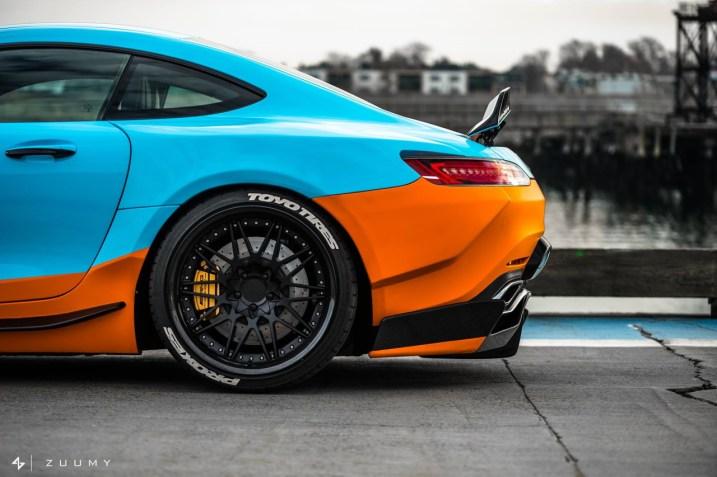 DLEDMV - Mercedes AMG GT S Gulf Starke & Zuumy - 00008