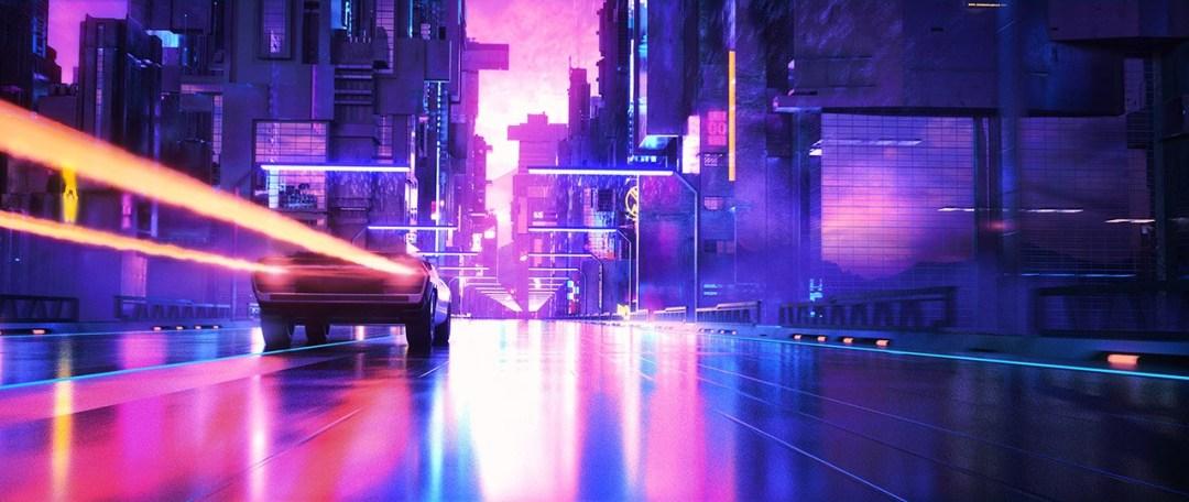 """New Retro Wave : """"Magnatron 2.0"""" - Futur antérieur ! 8"""