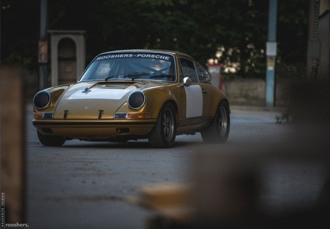 '70 Porsche 911 ST - Rooshers Outlaw ! 22