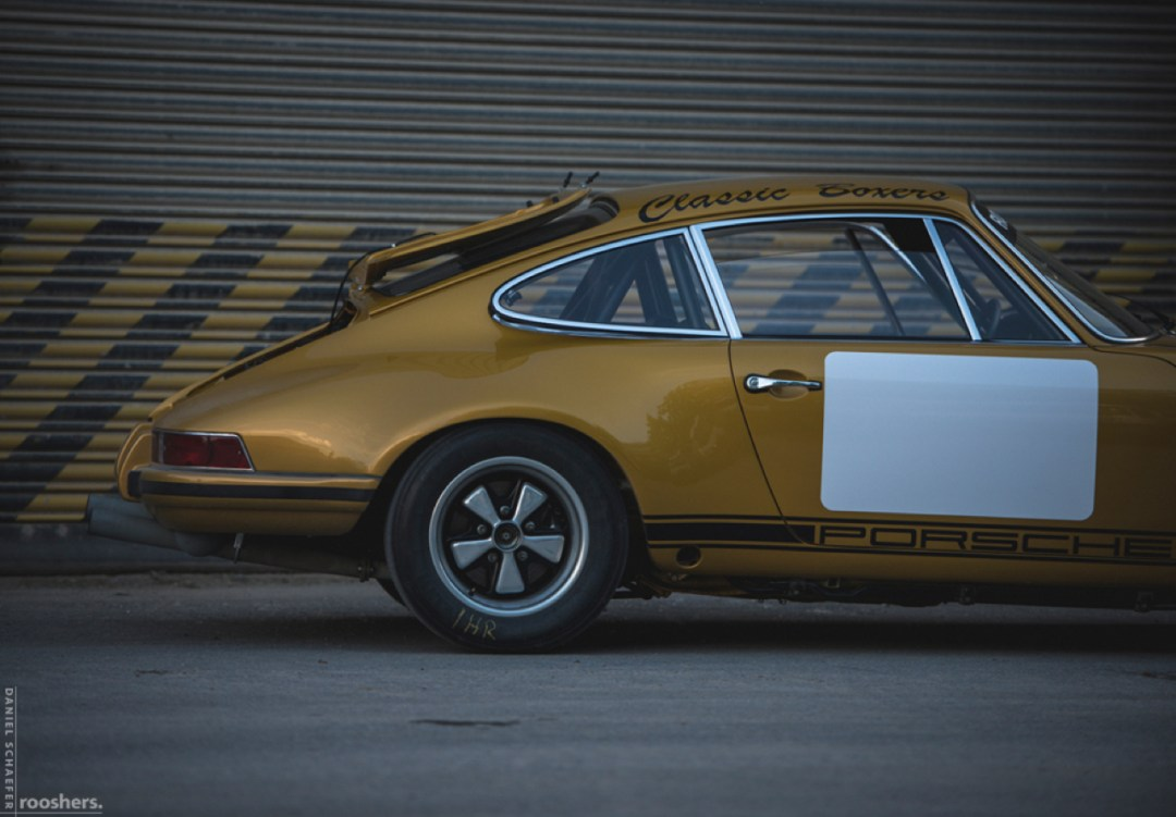 '70 Porsche 911 ST - Rooshers Outlaw ! 26