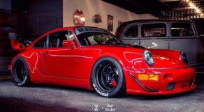 DLEDMV - Porsche 964 RWB Red Lady - 00000000001