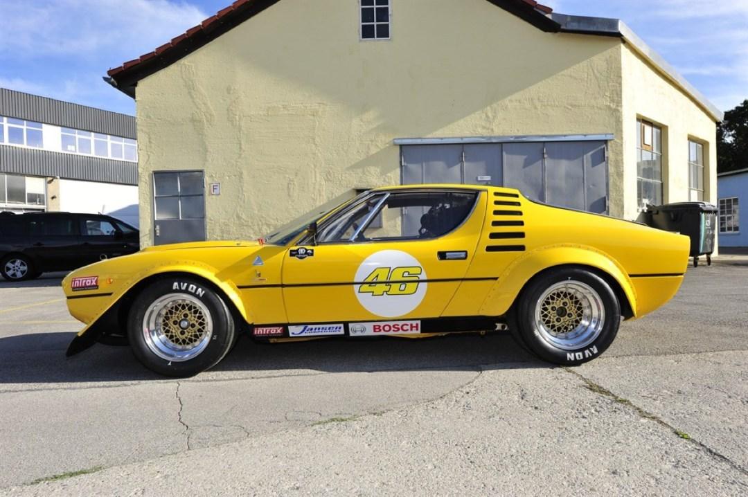 Alfa Romeo Montreal Gr4... La Diva en mode Hard Rock ! 20