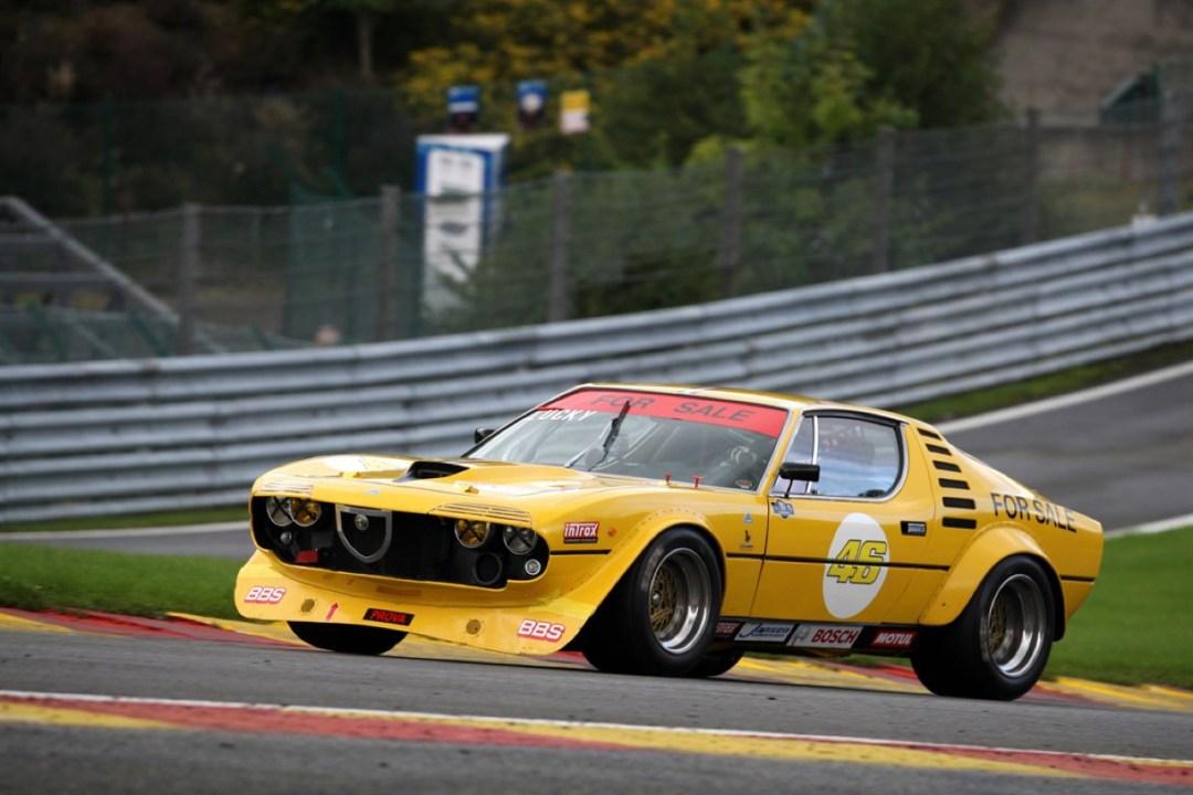 Alfa Romeo Montreal Gr4... La Diva en mode Hard Rock ! 21