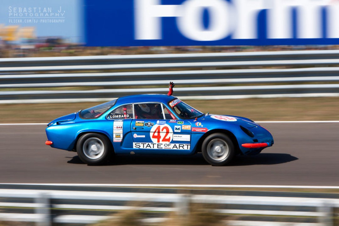 Alpine A110 1300S : Light is right en V.F ! 14