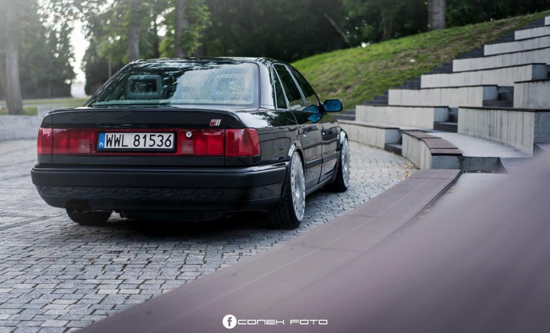 Audi 100 S4 2.2 Turbo Quattro... 0 défaut ! 48
