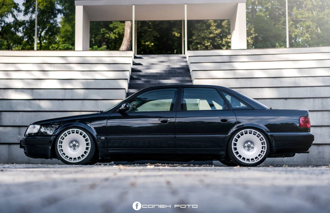Audi 100 S4 2.2 Turbo Quattro... 0 défaut ! 60