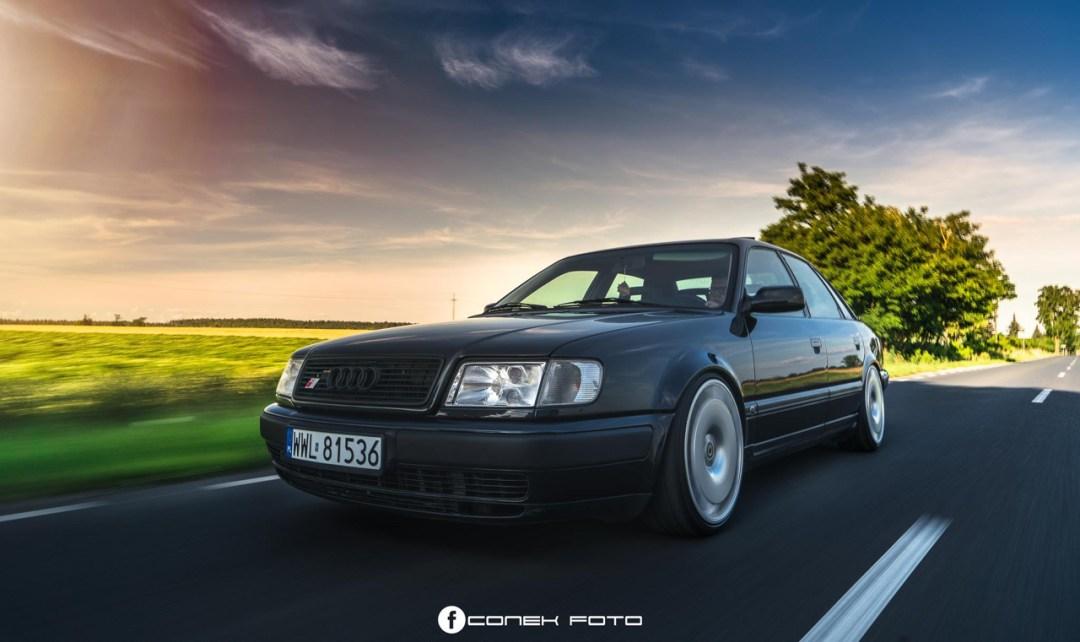 Audi 100 S4 2.2 Turbo Quattro... 0 défaut ! 59