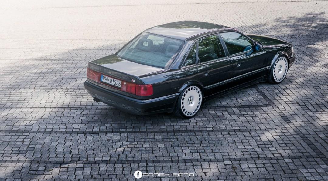 Audi 100 S4 2.2 Turbo Quattro... 0 défaut ! 57