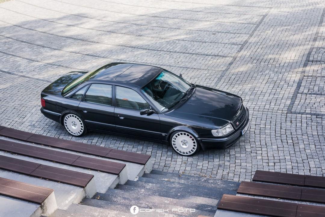 Audi 100 S4 2.2 Turbo Quattro... 0 défaut ! 55