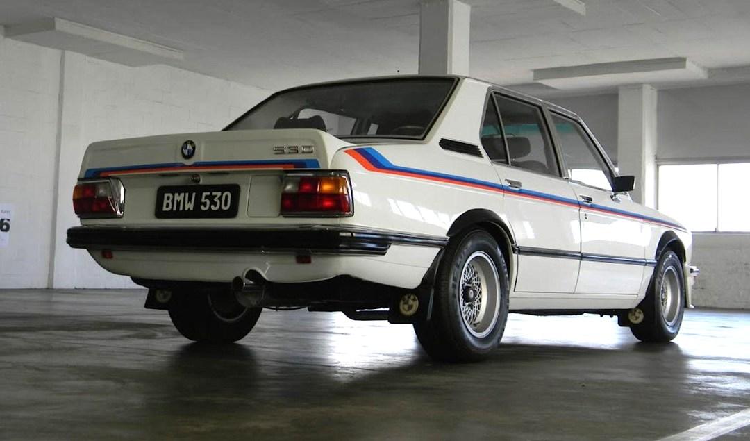 BMW 333i E30, 745i E23 & 530 E12 MLE... Bavaria South Africa ! 49