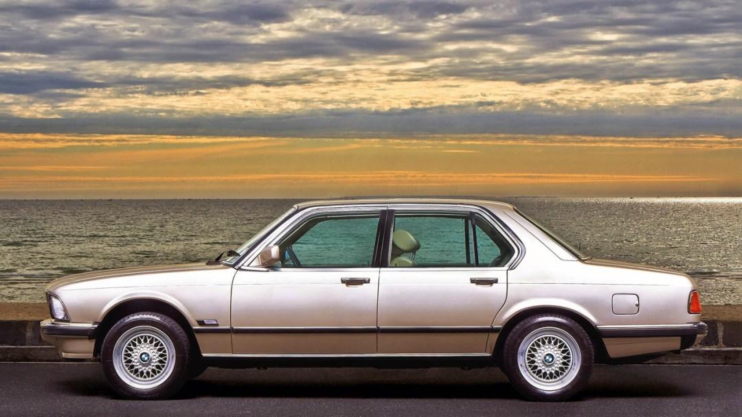BMW 333i E30, 745i E23 & 530 E12 MLE... Bavaria South Africa ! 51
