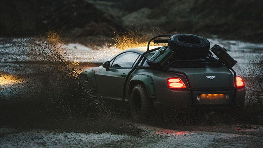 Du Zombie Crush en Bentley Continental GT... 23