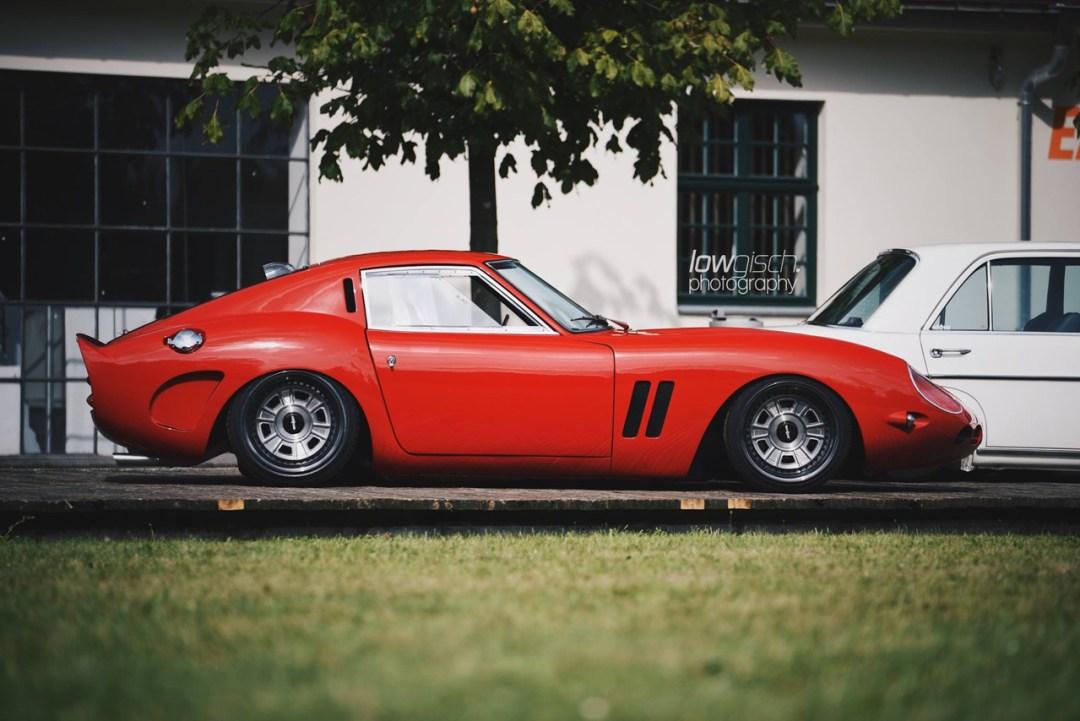 Outlaw Ferrari 250 GTO... La Joconde en Air Jordan ! 44