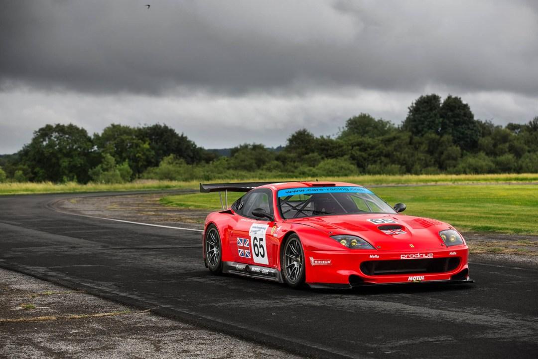 La Ferrari 550 Maranello GTS de Colin McRae... 17