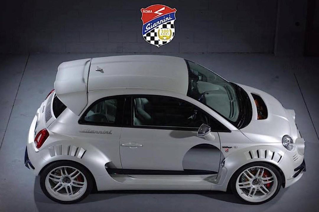Fiat 500 Giannini 350 GP... Italienne sous amphet' ! 19