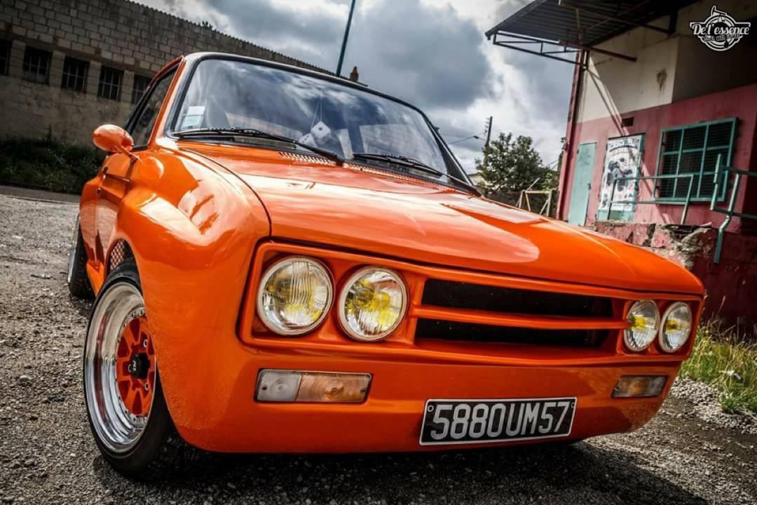 Peugeot 104 ZS sous stéroïdes ! 40
