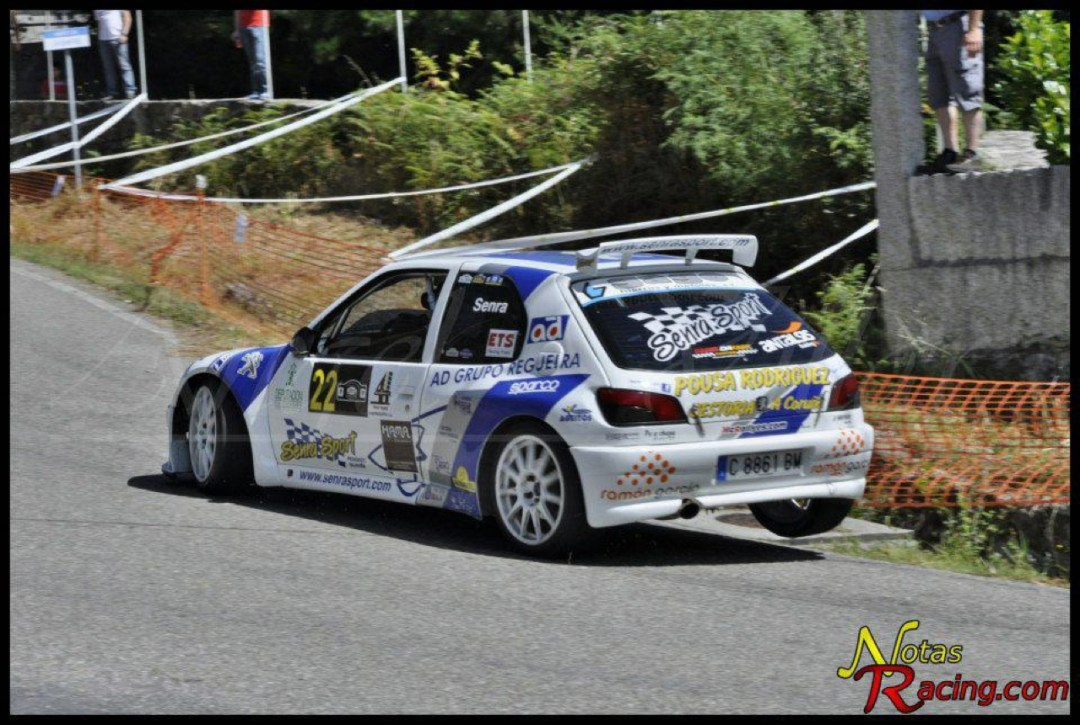 Hillclimb Monster : Peugeot 306 Maxi - Atmosféérique ! 20