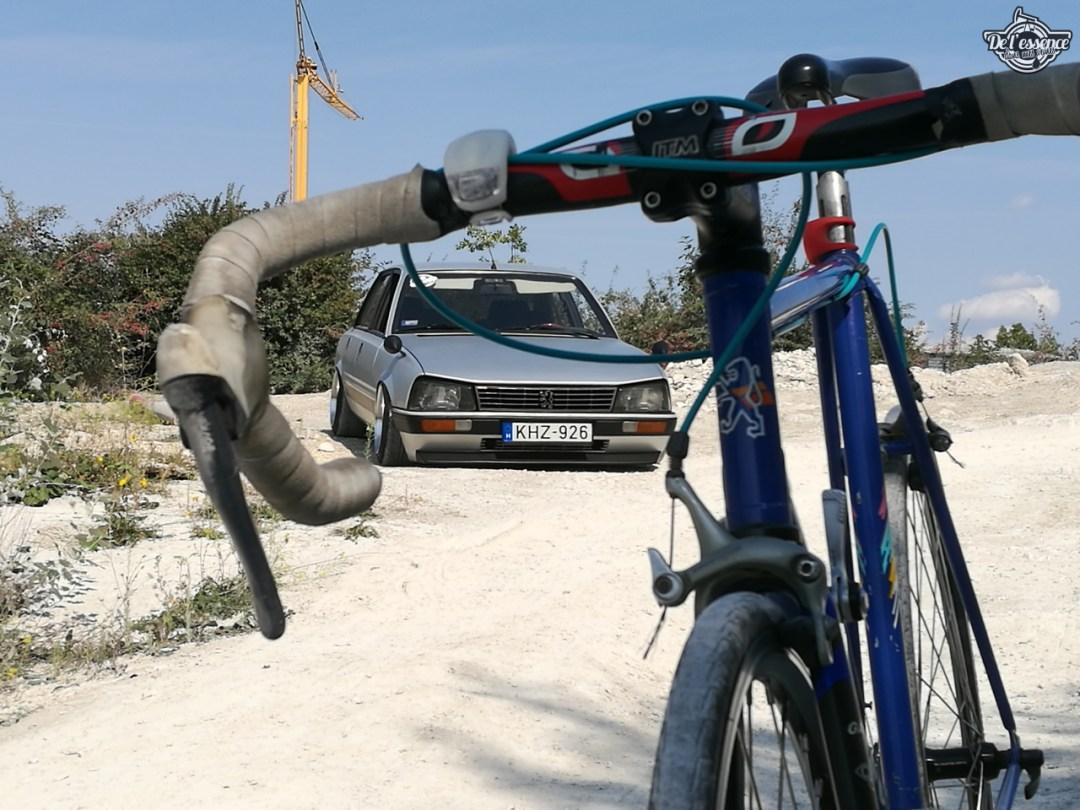 Peugeot 505 Slammed - Pug' Life ! 29