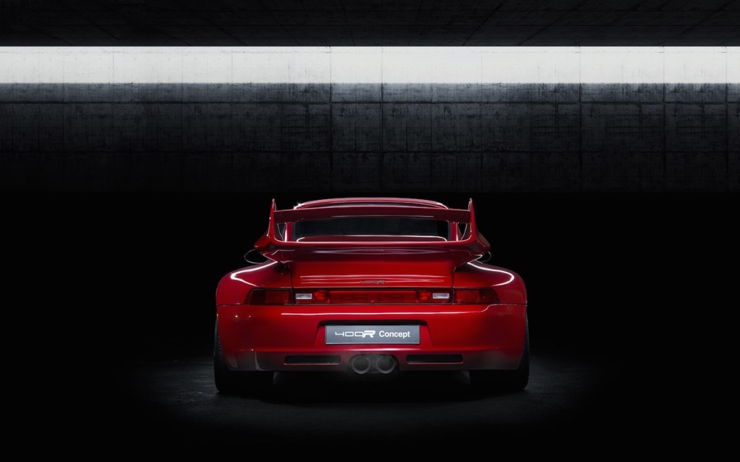 Porsche 993 400R - Werks de rage ! 43