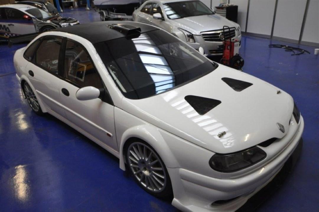 Renault Laguna V8 Biturbo... Juste pour le fun ! 26