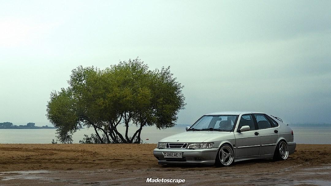 Saab 900 Talladega... Talladegaine ! 15