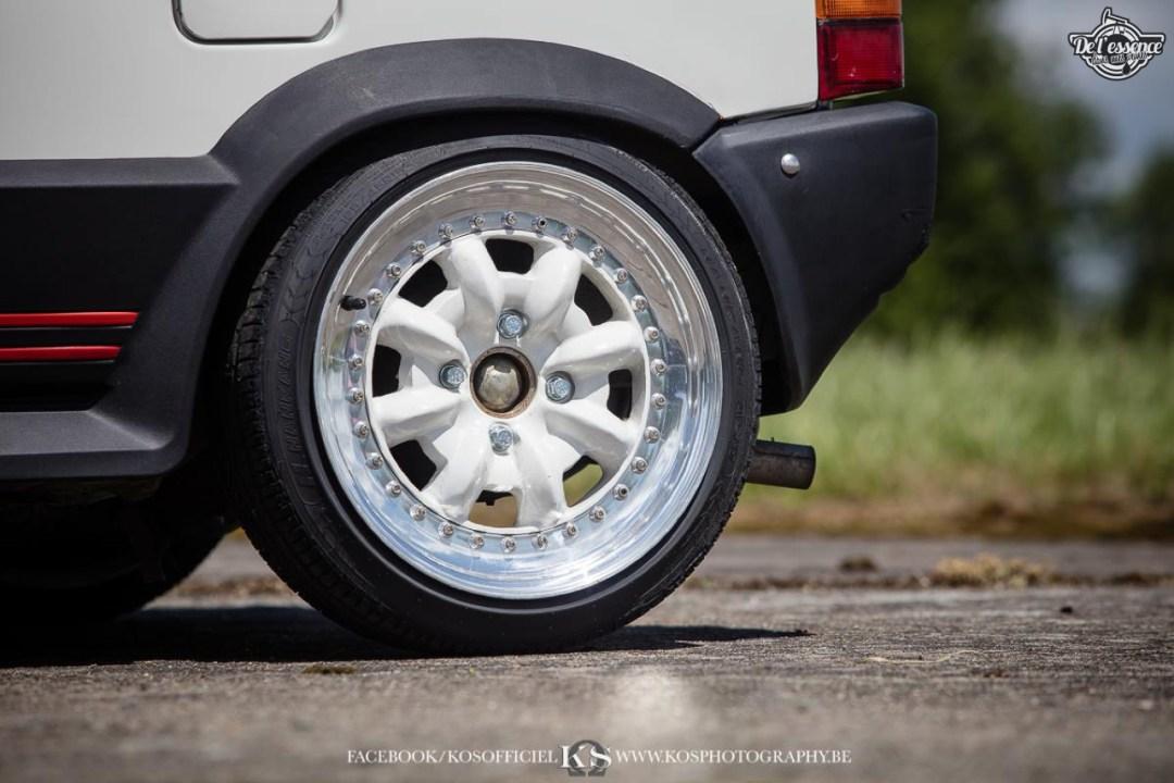 Seat Ibiza CLX : Static System Porsche... 23