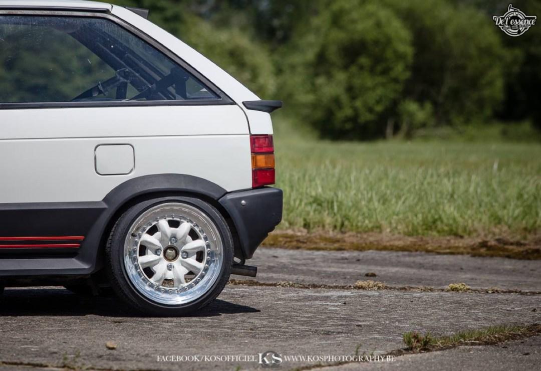 Seat Ibiza CLX : Static System Porsche... 28