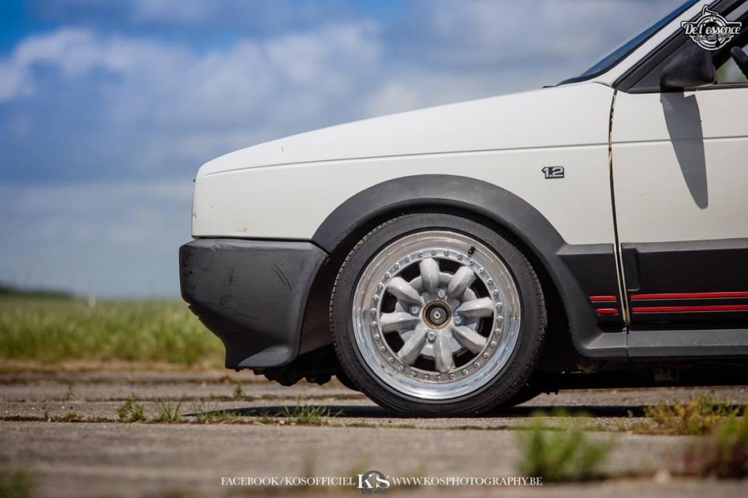Seat Ibiza CLX : Static System Porsche... 29