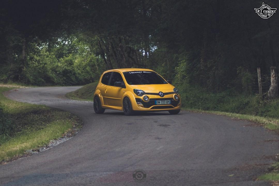 Renault Twingo RS : La teigneuse a les nerfs...! 29