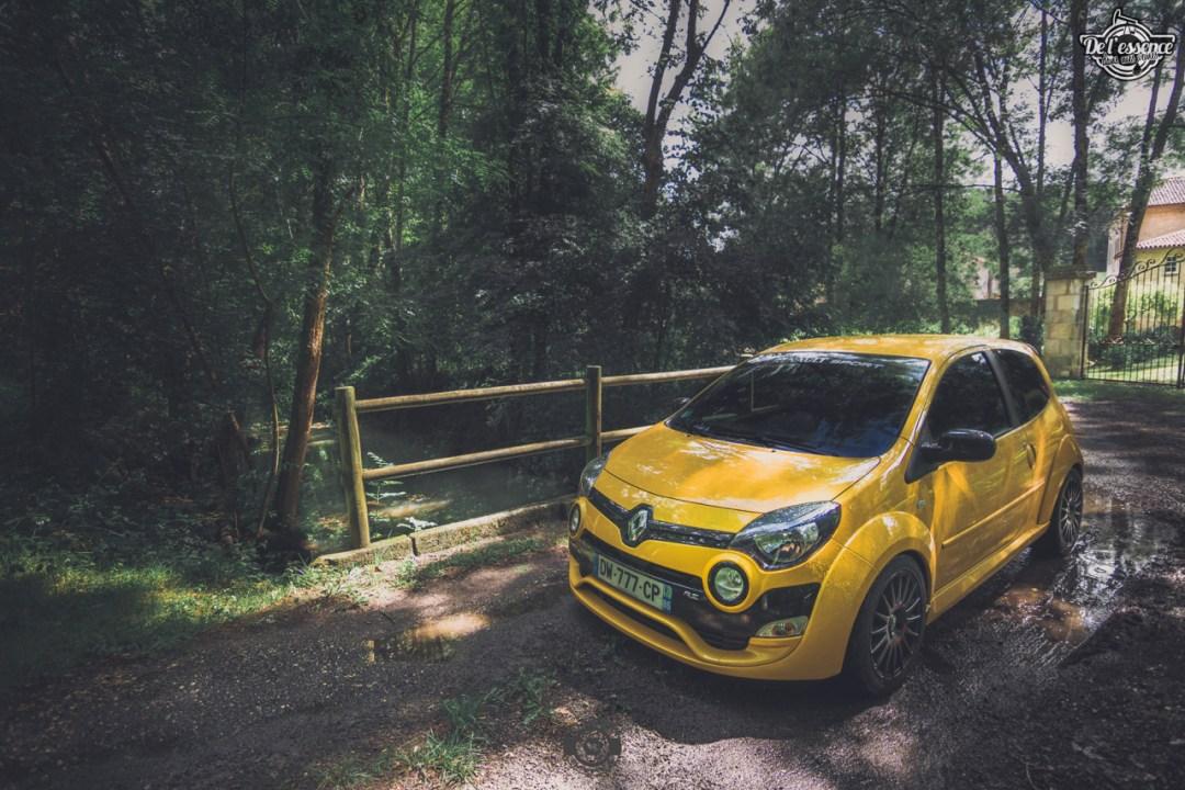 Renault Twingo RS : La teigneuse a les nerfs...! 27