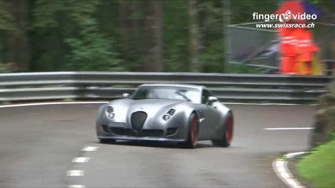 Hillclimb Monsters - Wiesmann GT MF5 échappée de Monaco ! 6