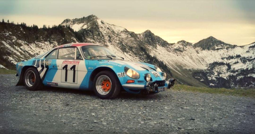 Alpine A110 Gr.4 - Passé... Présent ! 24